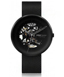 Ciga Design MY Mechanical watch (Meteorite black)