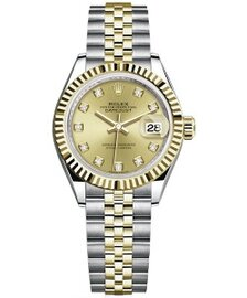 Rolex Date Just Lady(M) SSG.SG.GR