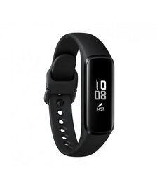 Smart-saat Samsung Galaxy Fit - SM-R375NZKASER Qara